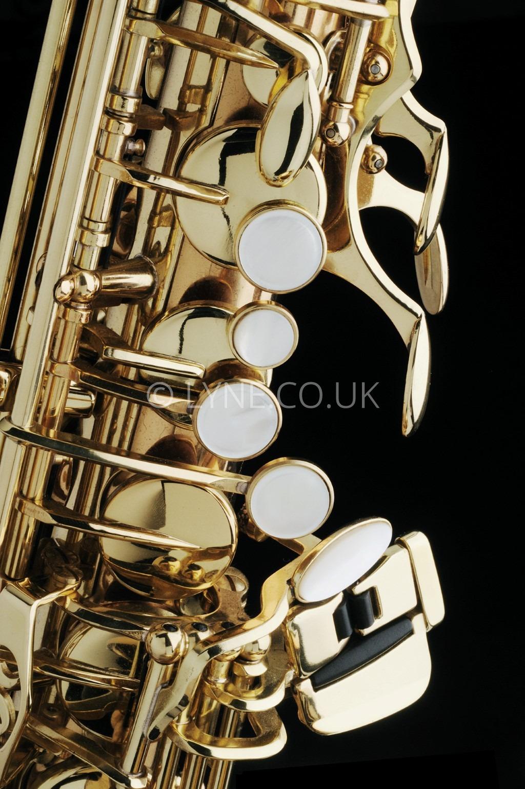 Sax Keys Personal Shot