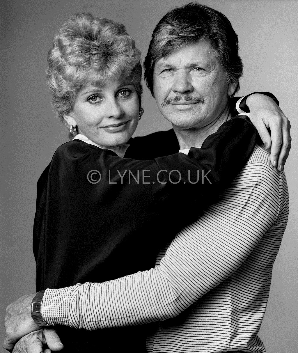 Charles Bronson Amp Jill Ireland Posters And Prints By Steve