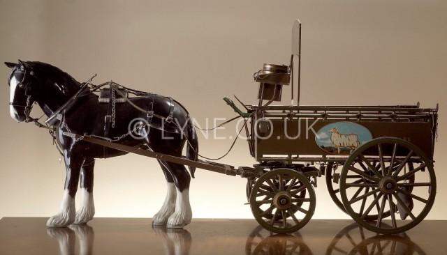 China Horse & Dray